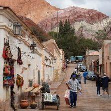 Argentinien, Jujuy, Purmamarca, Indio-Dorf, Latin America Tours, Reisen