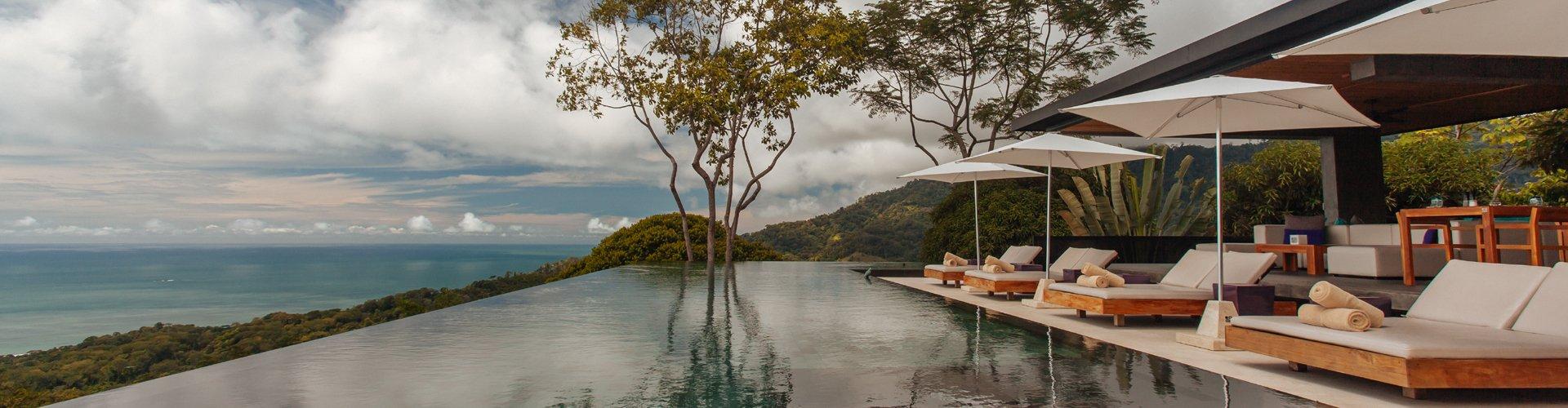 Costa Rica, Kura, Pool, Latin America Tours
