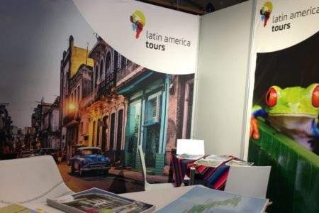 Latin America Tours, Ferienmessen 2020, Stand in Stuttgart