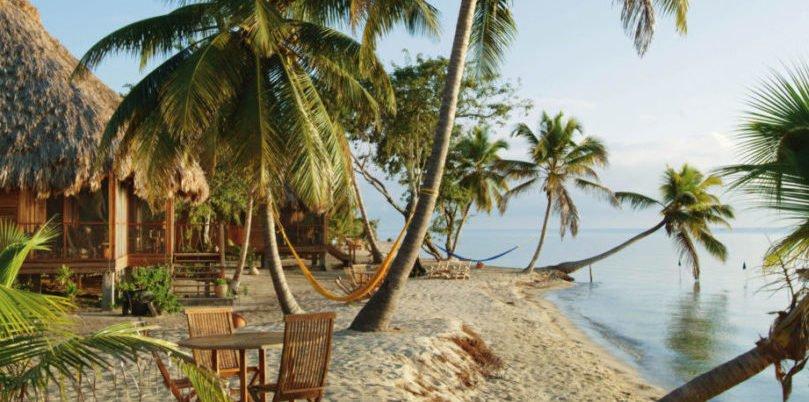 Belize, Turtle Inn Hotel, Strand, Beach Bungalow, Latin America Tours