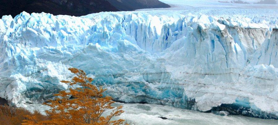 Argentinien, Patagonien, Perito Moreno Gletscher im Herbst, Latin America Tours