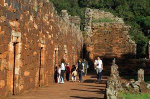 Argentinien, Mision San Ignacion, Ruinen, Latin America Tours
