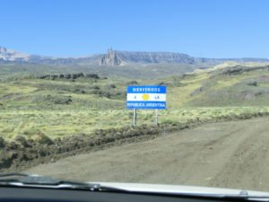 Chile, Patagonien, Grenzübergang Argentinien, Latin America Tours