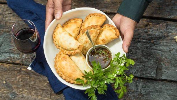 Empanadas gehören zu Argentinien wie der Fussball