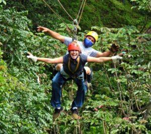 Costa Rica, Canopy Congo Trail, Studienreise, Alessandra Rüfenacht, Latin America Tours