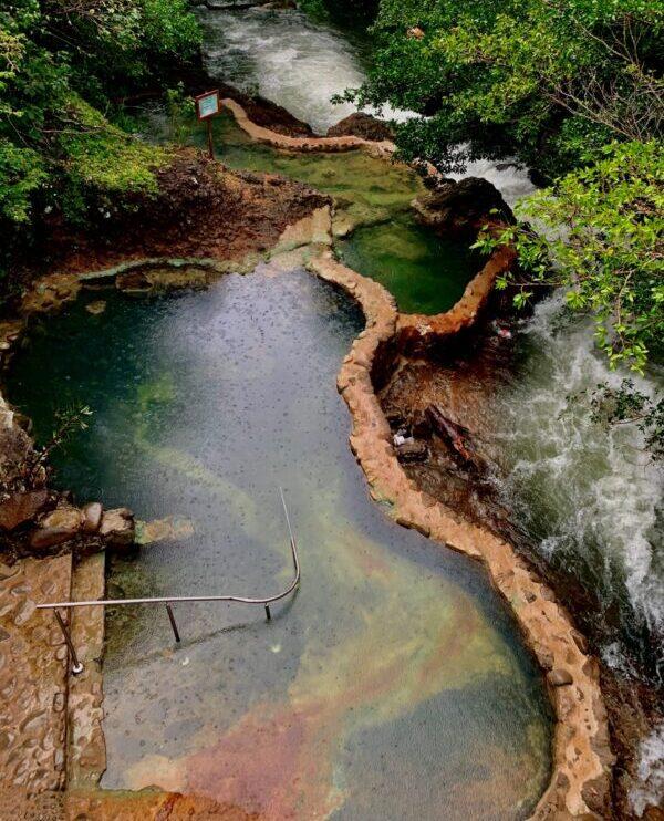 Costa Rica, Rincon de la Vieja National Park, Heisse Quellen, Hacienda Guachipelin, Studienreise, Alessandra Rüfenacht, Latin America Tours