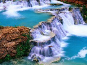 Mexiko, Agua Azul, Chiapas, Mexiko Reise planen, Latin America Tours