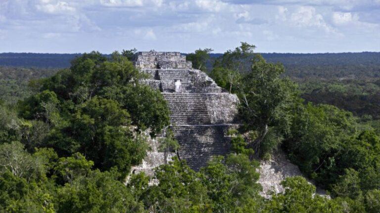 Verborgen im Dschungel – die Maya Stadt Calakmul