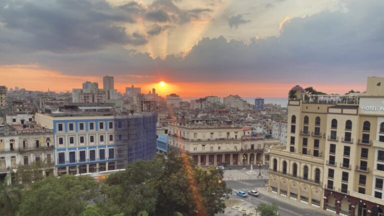 Kuba ist im touristischen Winterschlaf!